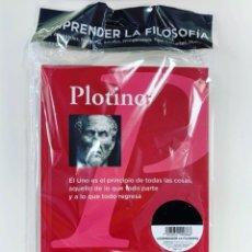 Libros: COLECCIÓN FILOSOFÍA PLOTINO - NUEVO. Lote 295569908