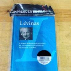 Libros: COLECCIÓN FILOSOFÍA LÉVINAS - NUEVO. Lote 295580908