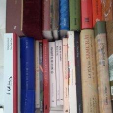 Libros: TÍTULOS SOBRE FILOSOFÍA DE ORIENTE II. Lote 295629043