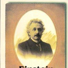 Libros: JAVIER TURRIÓN BERGES: EINSTEIN. I. DIÁLOGO GALILEANO II. EL TIEMPO PROPIO (ZARAGOZA, 2002). Lote 33670198