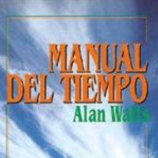 Libros: METEOROLOGÍA. MANUAL DEL TIEMPO - ALAN WATTS. Lote 42714435