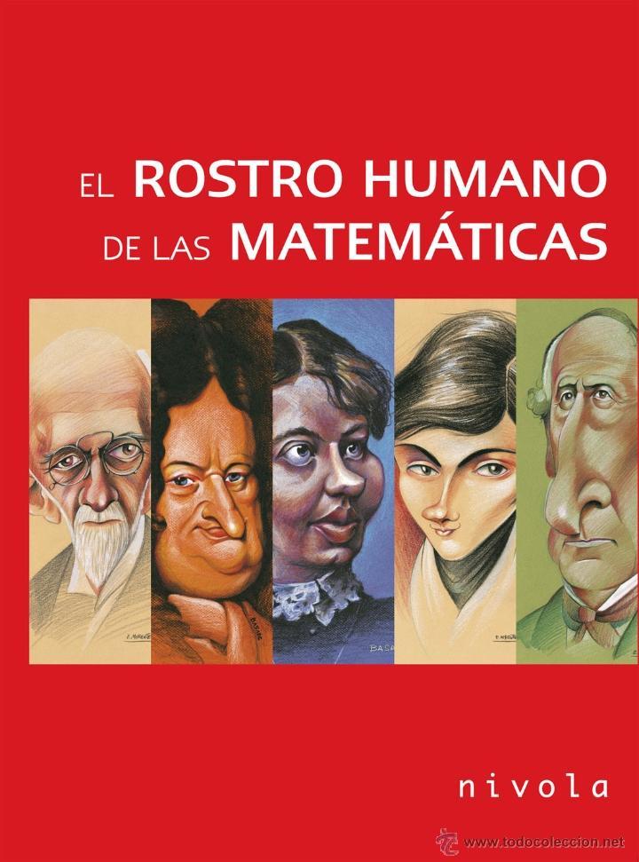 EL ROSTRO HUMANO DE LAS MATEMÁTICAS - VARIOS AUTORES (Libros Nuevos - Ciencias, Manuales y Oficios - Física, Química y Matemáticas)