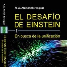 Libros: EL DESAFIO DE EINSTEIN: EN BUSCA DE LA UNIFICACION. VOL. 1 - ED. URSS - 2011 - NUEVO !!!. Lote 54143163