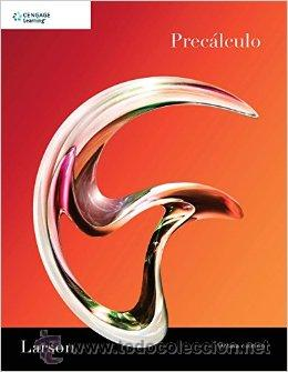 PRECALCULO - RON LARSON - 8ª EDICIÓN - ED. CENGAGE LEARNING - NUEVO !!! (Libros Nuevos - Ciencias, Manuales y Oficios - Física, Química y Matemáticas)