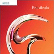 Libros: PRECALCULO - RON LARSON - 8ª EDICIÓN - ED. CENGAGE LEARNING - NUEVO !!!. Lote 54166710
