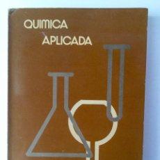 Livros: QUIMICA APLICADA.. Lote 94807211