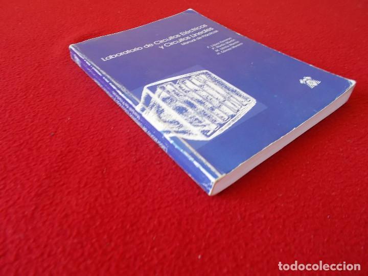 Libros: LABORATORIO DE CIRCUITOS ELECTRICOS Y CIRCUITOS LINEALES . Edita Universidad de Alcalá - Foto 2 - 94964895