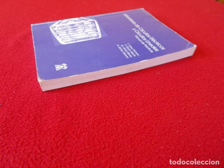 Libros: LABORATORIO DE CIRCUITOS ELECTRICOS Y CIRCUITOS LINEALES . Edita Universidad de Alcalá - Foto 3 - 94964895