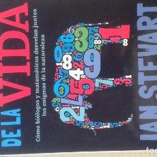Libros: LAS MATEMÁTICAS DE LA VIDA. IAN STEWART. Lote 95933691