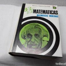 Libros: MATEMATICAS. Lote 105239019