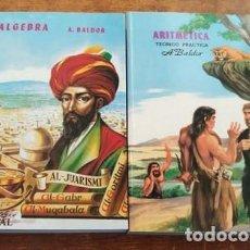 Libros: ALGEBRA Y ARITMETICA POR AURELIO BALDOR. Lote 128705071