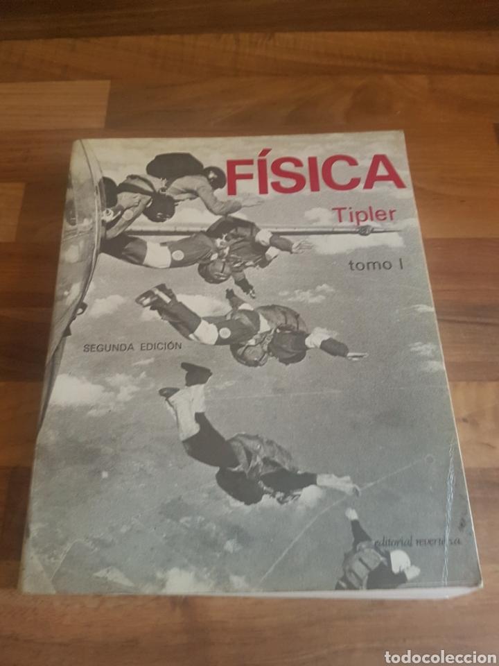 FÍSICA TIPLER TOMO 1 (Libros Nuevos - Ciencias, Manuales y Oficios - Física, Química y Matemáticas)