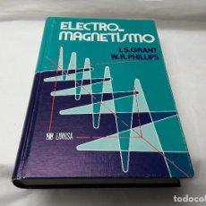Libros: ELECTRO MAGNETISMO. Lote 147293354