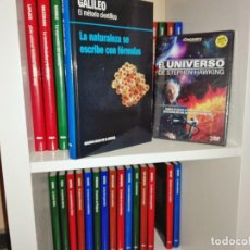Libros: GRANDES IDEAS DE LA CIENCIA DE RBA. Lote 147524690