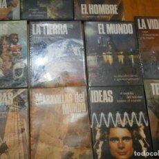 Libros: ¡¡ PRECIOSO LOTE DE 11 LIBROS,DE FUTURO,CULTURAS,LA TIERRA,LA VIDA,TECNICAS,IDEAS,,,,,,UNICOS,EN.TC'. Lote 148664294