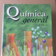 "Libros: QUIMICA GENERAL. (5ª EDICIÓN). ""WHITTEN"". MCGRAWHILL. NUEVO. Lote 150361862"
