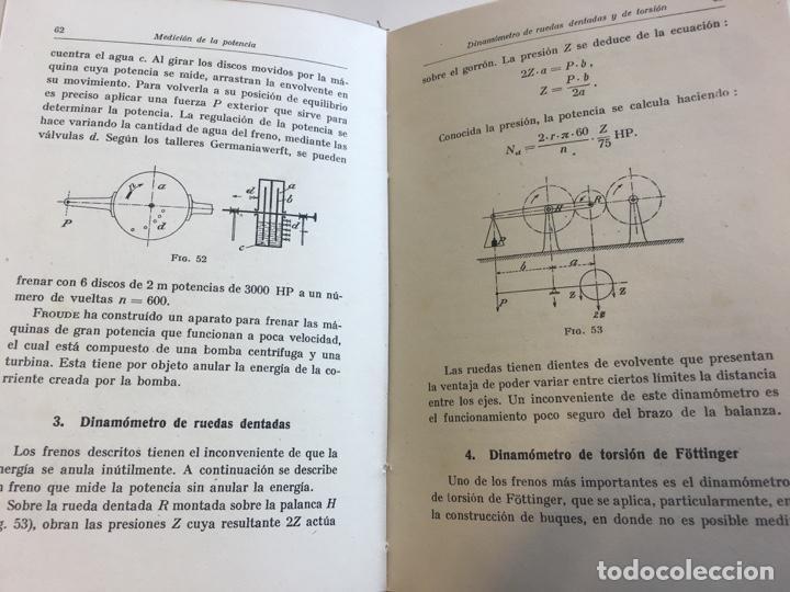 Libros: La medición en la construcción de máquinas. L. Zipperer - Foto 4 - 165067854