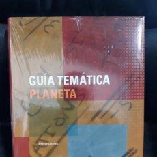 Libros: MATEMATICA GUIA TEMATICA PLANETA. Lote 170182293
