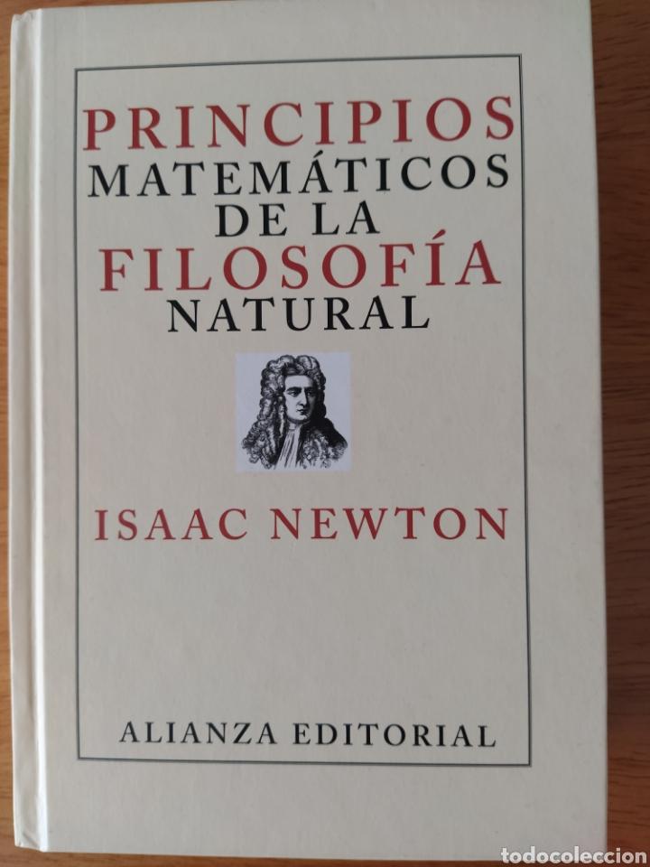 NEWTON: PHILOSOPHIÆ NATURALIS PRINCIPIA MATHEMATICA (Libros Nuevos - Ciencias, Manuales y Oficios - Física, Química y Matemáticas)