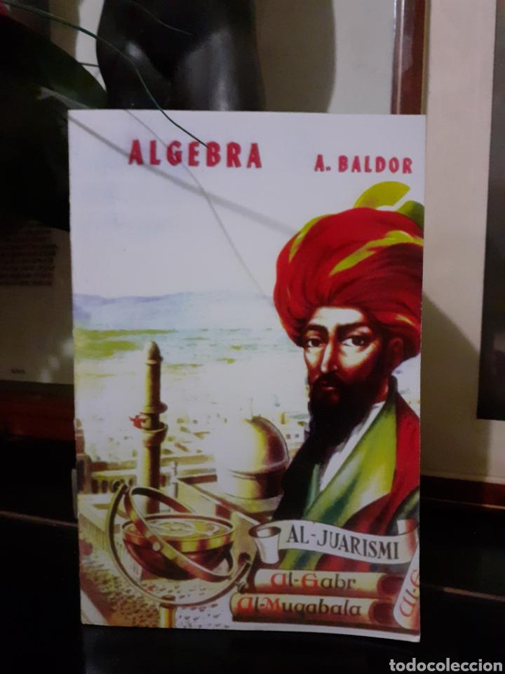 ALGEBRA DE BALDOR (Libros Nuevos - Ciencias, Manuales y Oficios - Física, Química y Matemáticas)