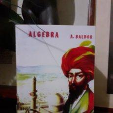 Libros: ALGEBRA DE BALDOR. Lote 191026567