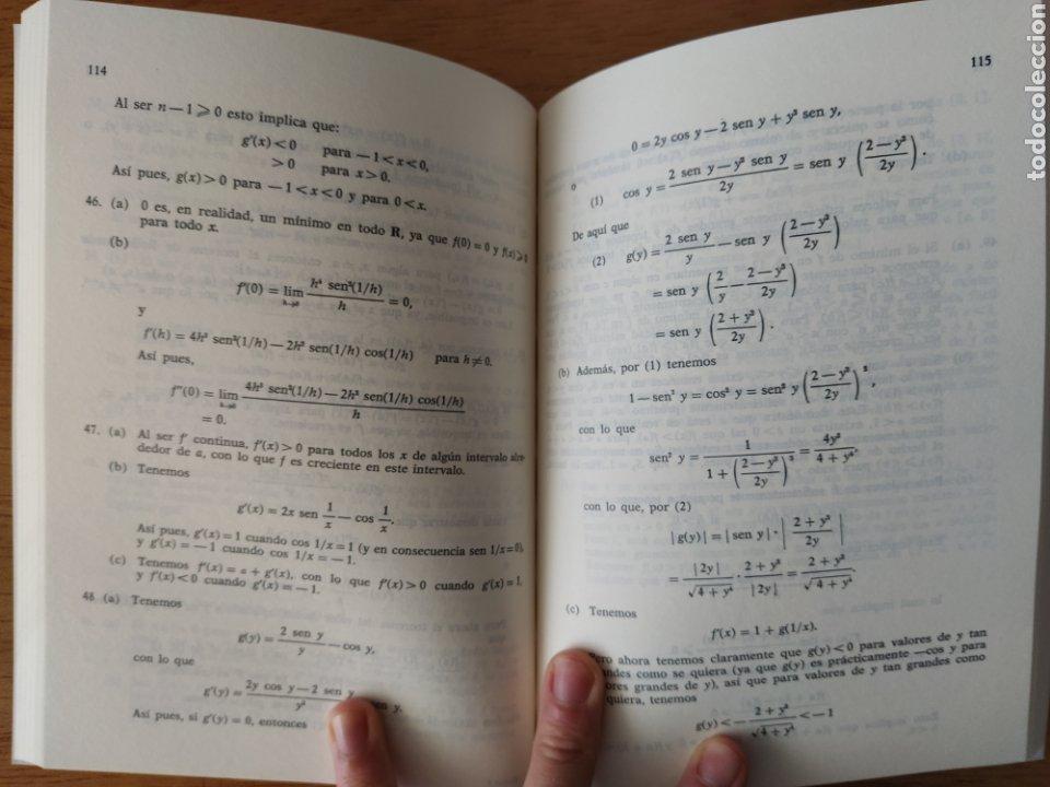 Libros: Michael Spivak: Suplemento del Calculus - Foto 3 - 193324478
