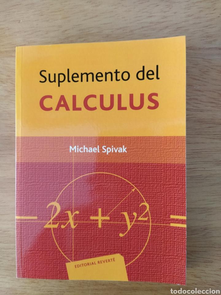 MICHAEL SPIVAK: SUPLEMENTO DEL CALCULUS (Libros Nuevos - Ciencias, Manuales y Oficios - Física, Química y Matemáticas)