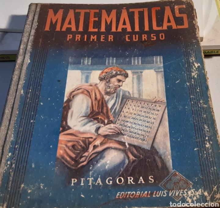 LIBRO DE MATEMÁTICAS (Libros Nuevos - Ciencias, Manuales y Oficios - Física, Química y Matemáticas)