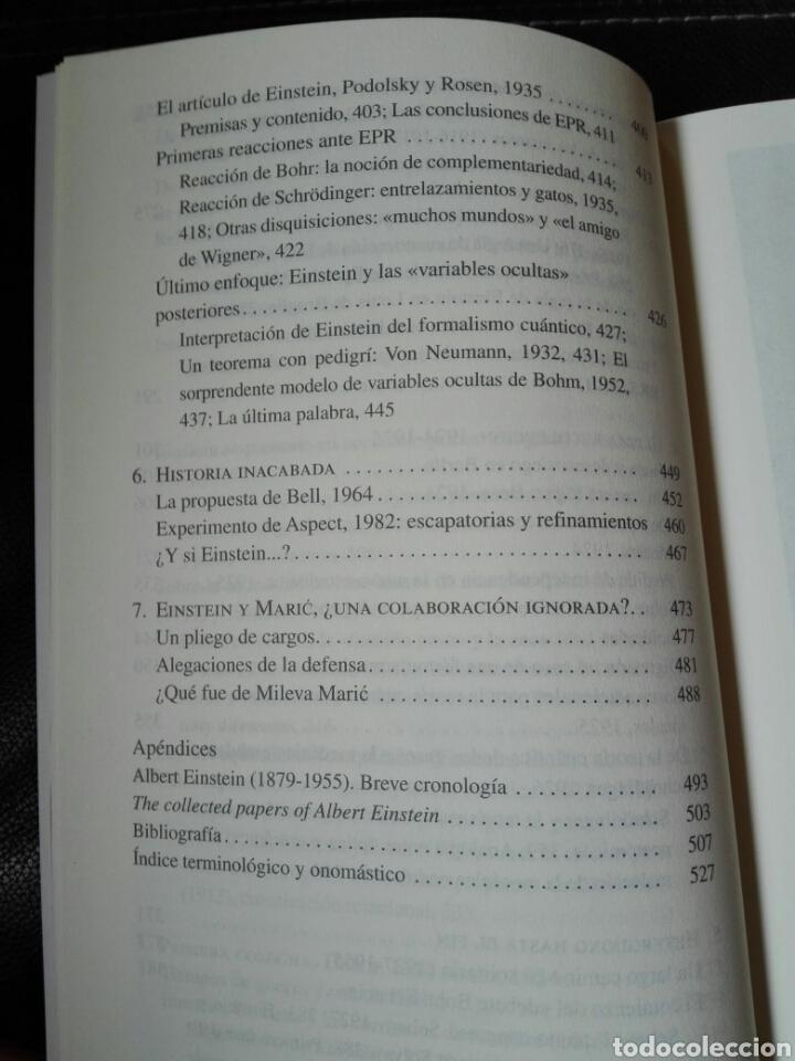 Libros: El desconocido Albert Einstein Luis Navarro. Libro nuevo. 1 edición. 2020 - Foto 6 - 198122433