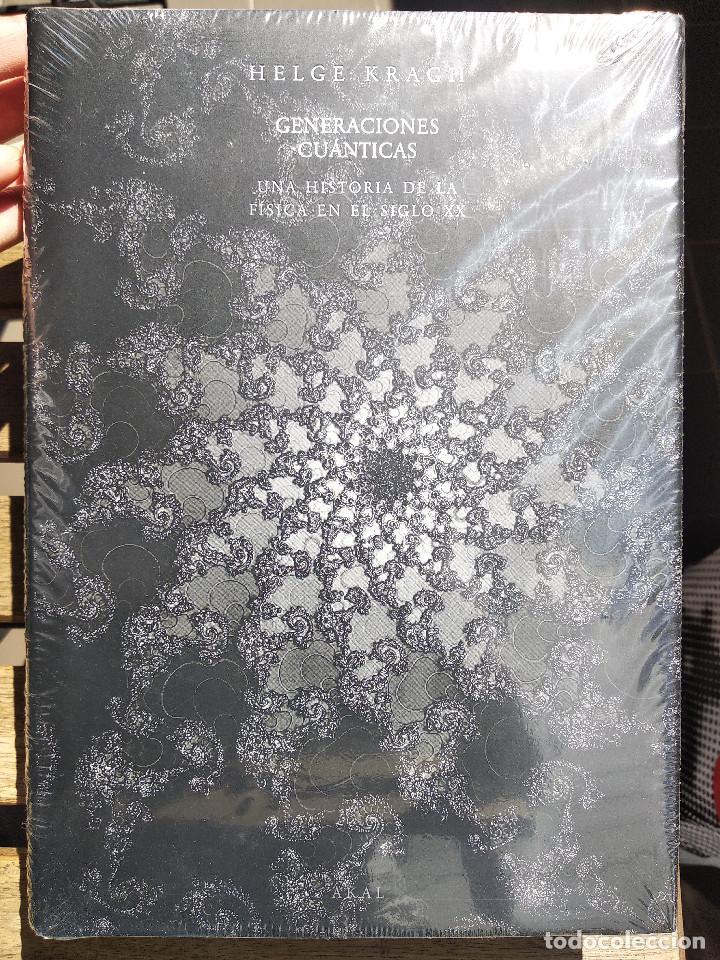GENERACIONES CUÁNTICAS. UNA HISTORIA DE LA FÍSICA EN EL SIGLO XX. HELGE KRAGH (Libros Nuevos - Ciencias, Manuales y Oficios - Física, Química y Matemáticas)