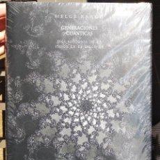 Libros: GENERACIONES CUÁNTICAS. UNA HISTORIA DE LA FÍSICA EN EL SIGLO XX. HELGE KRAGH. Lote 201202353
