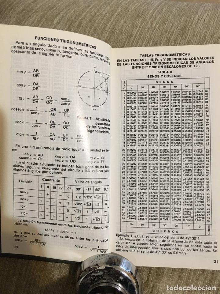 Libros: Fórmulas de electrotécnica vademécum a.e.e., mas de 218 paginas - Foto 3 - 201358860