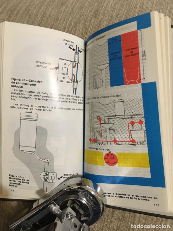 Libros: Fórmulas de electrotécnica vademécum a.e.e., mas de 218 paginas - Foto 6 - 201358860