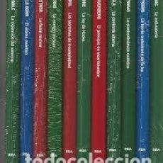 Libros: GRANDES IDEAS DE LA CIENCIA RESTOS COLECCIÓN. Lote 204766888