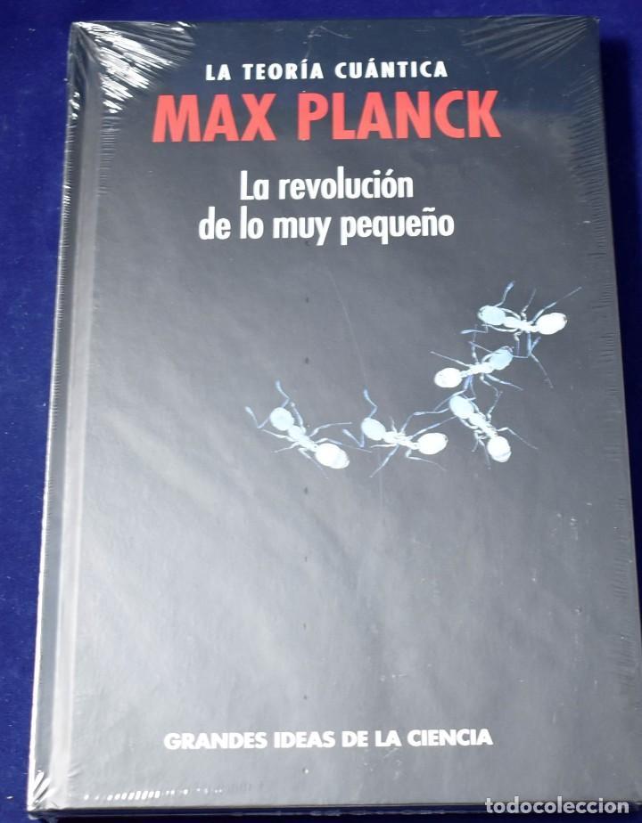 MAX PLANCK, LA TEORÍA CUÁNTICA :LA REVOLUCIÓN DE LO MUY PEQUEÑO - PÉREZ IZQUIERDO, ALBERTO TOMÁS (Libros Nuevos - Ciencias, Manuales y Oficios - Física, Química y Matemáticas)