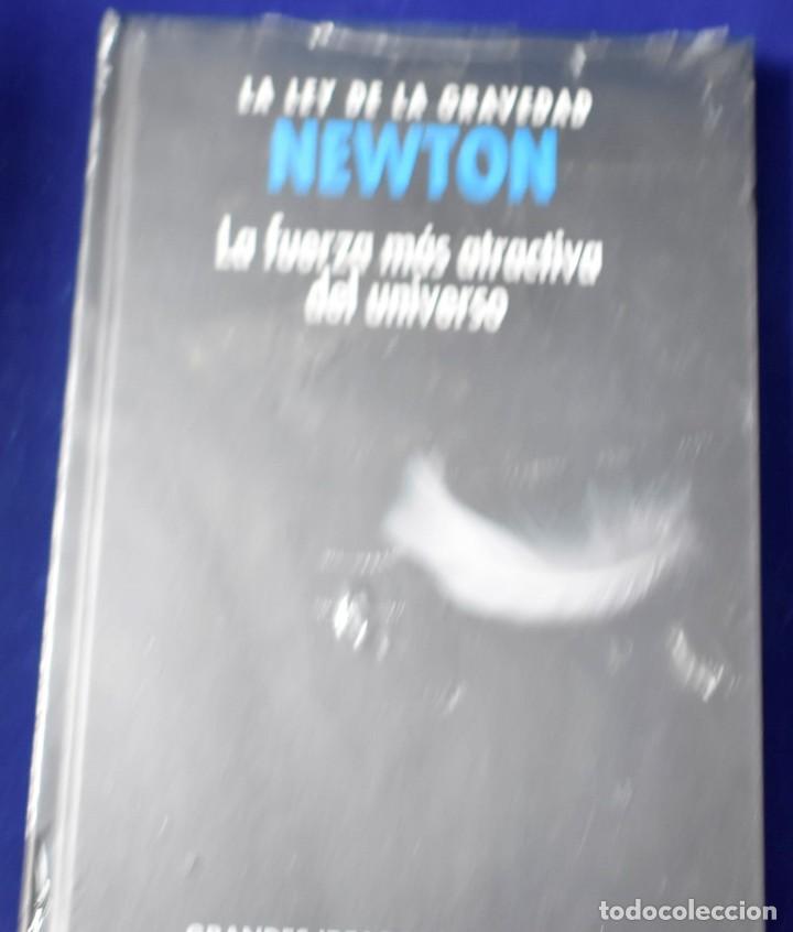 NEWTON, LA LEY DE LA GRAVEDAD: LA FUERZA MÁS ATRACTIVA DEL UNIVERSO - DURÁN GUARDERO, ANTONIO J. (Libros Nuevos - Ciencias, Manuales y Oficios - Física, Química y Matemáticas)