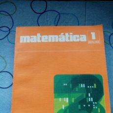 Livros: MATEMÁTICAS 1 BUP NUEVO SANTILLANA. Lote 207819233