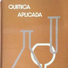 Libros: QUÍMICA APLICADA. CHERIM. INTERAMERICANA. NUEVO. Lote 213572985