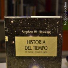 Libros: HISTORIA DEL TIEMPO- HAWKING, S. W- ED. CRÍTICA. Lote 214227446