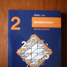Libros: LIBRO MATEMÁTICAS II OXFORD 2 BACHILLERATO NUEVO. Lote 215245005