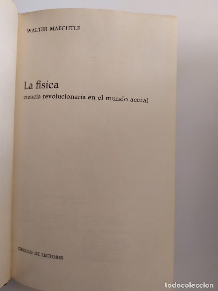 Libros: La física Walter Mächtle - Foto 3 - 219229400