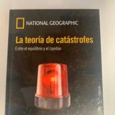 Libros: MUNDO MATEMÁTICO NATIONAL GEOGRAPHIC - LA TEORÍA DE CATÁSTROFES. ENTRE EL EQUILIBRIO Y EL CAMBIO. Lote 221749773