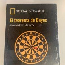 Libros: MUNDO MATEMÁTICO NATIONAL GEOGRAPHIC - TEOREMA DE BAYED. Lote 221750471