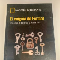 Libros: MUNDO MATEMÁTICO NATIONAL GEOHRAPHIC - TEOREMA DE FERMAT. Lote 221751251