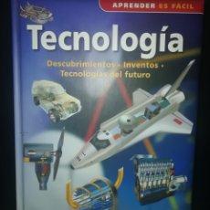 Libros: TECNOLOGÍA. Lote 224558571