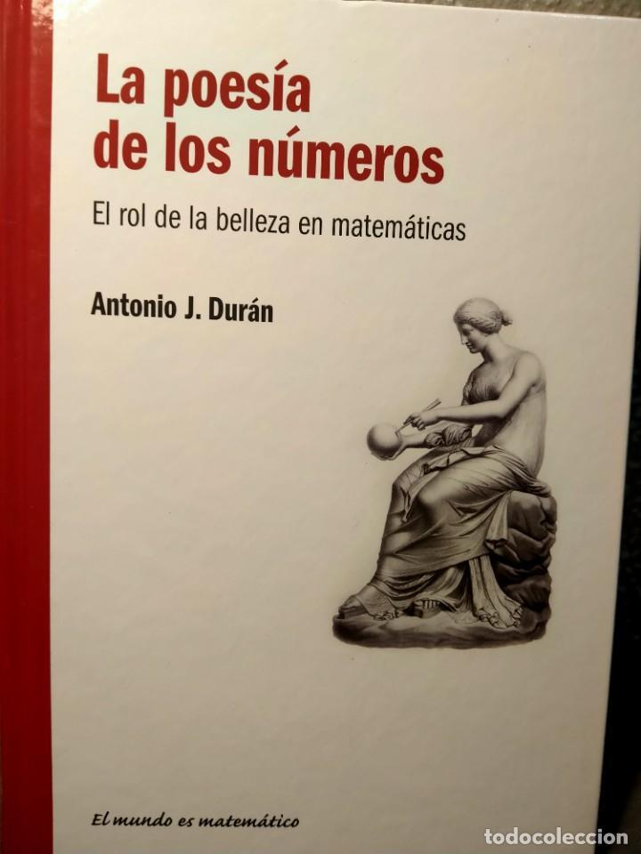 LA POESÍA DE LOS NÚMEROS - EL ROL DE LA BELLEZA EN MATEMÁTICAS - NUEVO (Libros Nuevos - Ciencias, Manuales y Oficios - Física, Química y Matemáticas)