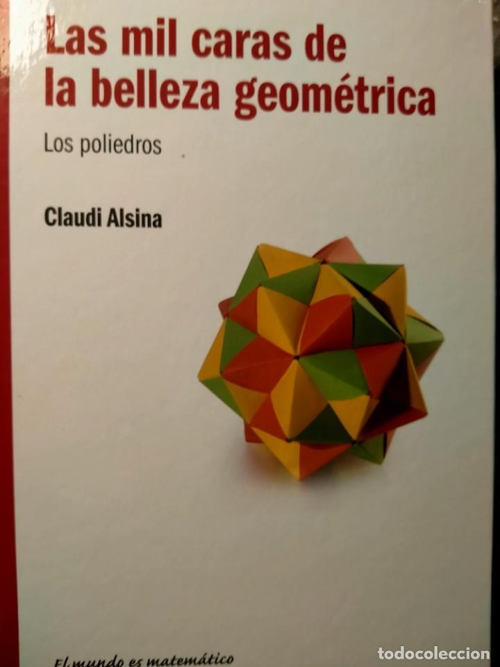 LAS MIL CARAS DE LA BELLEZA GEOMÉTRICA - LOS POLIEDROS - NUEVO (Libros Nuevos - Ciencias, Manuales y Oficios - Física, Química y Matemáticas)