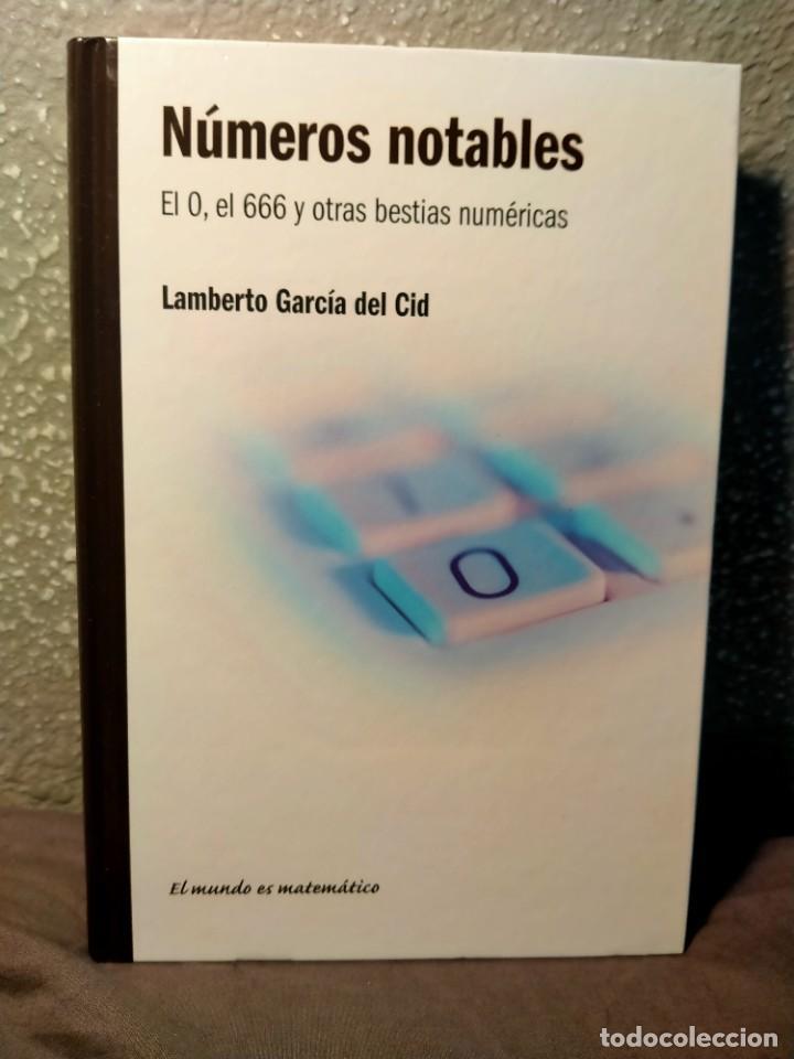 LOS NÚMEROS NOTABLES - DEL 0 AL 666 Y OTRAS BESTIAS NUMÉRICAS - NUEVO (Libros Nuevos - Ciencias, Manuales y Oficios - Física, Química y Matemáticas)