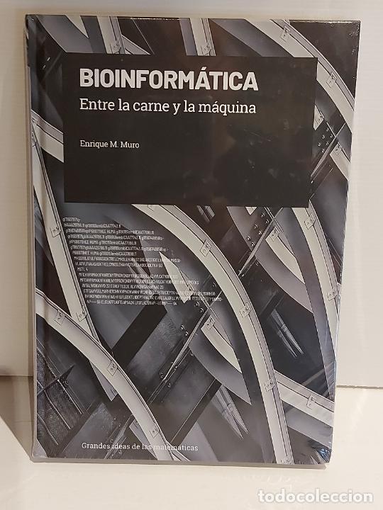 GRANDES IDEAS DE LAS MATEMÁTICAS / 39 / BIOINFORMÁTICA / PRECINTADO A ESTRENAR. (Libros Nuevos - Ciencias, Manuales y Oficios - Física, Química y Matemáticas)