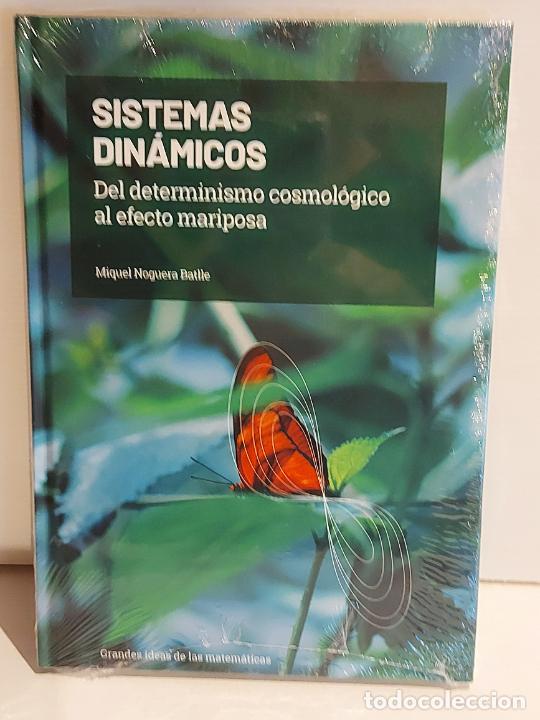 GRANDES IDEAS DE LAS MATEMÁTICAS / 31 / SISTEMAS DINÁMICOS / PRECINTADO A ESTRENAR. (Libros Nuevos - Ciencias, Manuales y Oficios - Física, Química y Matemáticas)